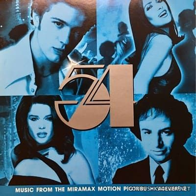 Studio 54 - Music From The Miramax Motion Picture vol 2 [1998]