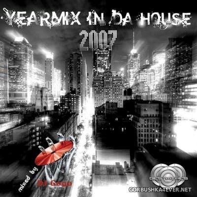 DJ Gogo - Yearmix In Da House 2007 [2008] / 2xCD