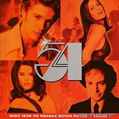 Studio 54 - Music From The Miramax Motion Picture vol 1 [1998]