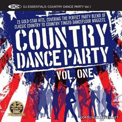 [DMC] DJ Essentials - Country Dance Party vol 1 [2015]