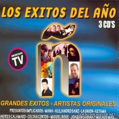 [DRO] Ñ (Los Éxitos Del Año) [1999] 3xCD