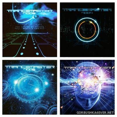 Trancemaster vol 7003 - vol 7006 [2011-2012] / 8xCD