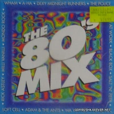 [Concept Records] The 80's Mix [2011]
