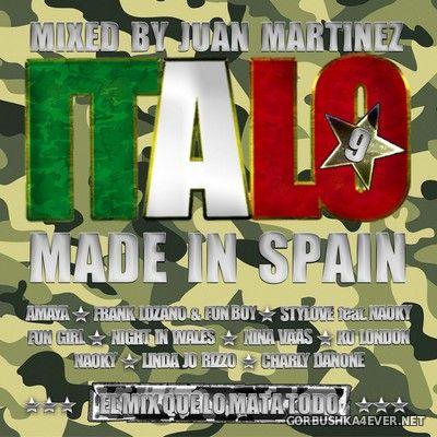 [Maxi Music] Italo Made In Spain vol 9 [2020] Mixed By Juan Martinez