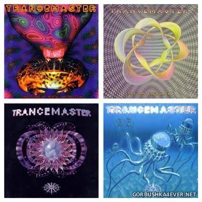 Trancemaster vol 09 - vol 12 [1995-1996] / 9xCD