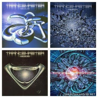 Trancemaster vol 5003 - vol 5006 [2006-2007] / 9xCD