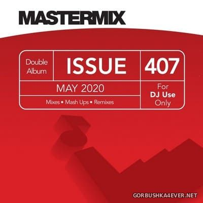 Mastermix Issue 407 [2020] May / 2xCD