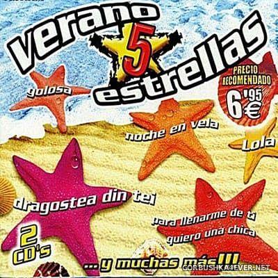 Verano Estrellas 5 [2004] / 2xCD