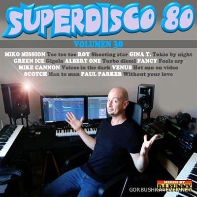 DJ Funny - Superdisco 80 vol 30 [2020]