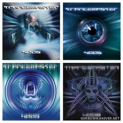 Trancemaster vol 4005 - vol 4008 [2005] / 8xCD