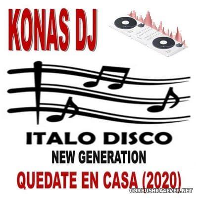 Konas DJ - Quedate En Casa [2020]