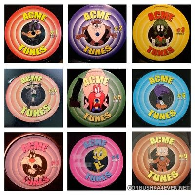[Promowax] ACME Tunes vol 1 - vol 10
