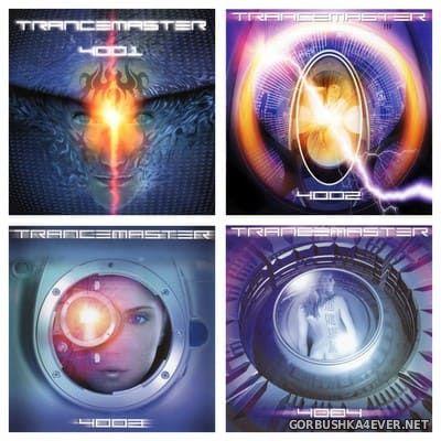 Trancemaster vol 4001 - vol 4004 [2004] / 8xCD