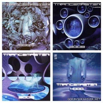 Trancemaster vol 3007 - vol 4000 [2003-2004] / 8xCD