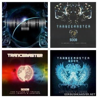 Trancemaster vol 5007 - vol 6000 [2007-2008] / 9xCD