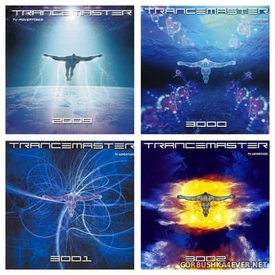 Trancemaster vol 2009 - vol 3002 [2001-2002] / 8xCD