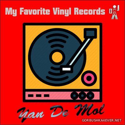 DJ Yano - My Favorite Vinyl Records Mix [2020]