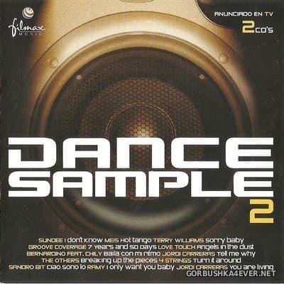 [Filmax Music] Dance Sample 2 [2004] / 2xCD