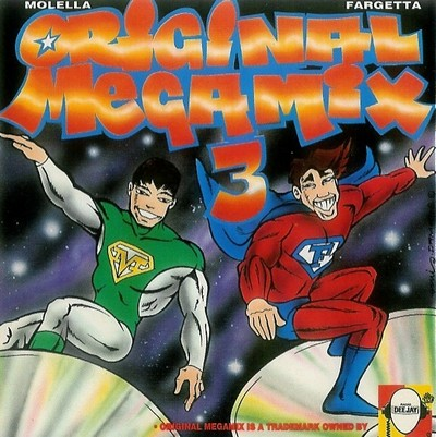 Molella & Fargetta Original Megamix 3 [1994]