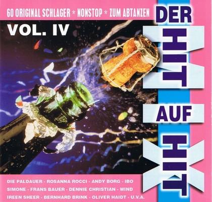 Der Hit Auf Hit Mix vol 04 [1999]