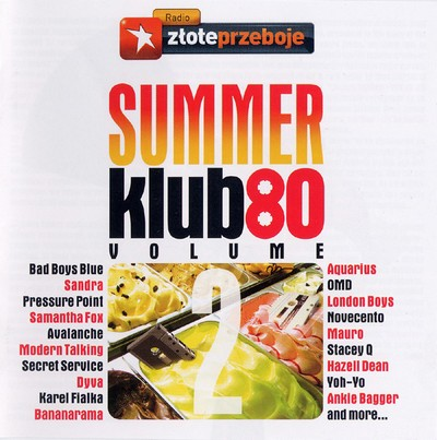 Summer Klub80 volume 02 [2008] / 2xCD