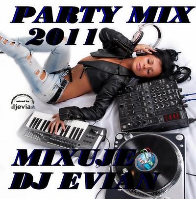 DJ Evian Party Mix [2011]