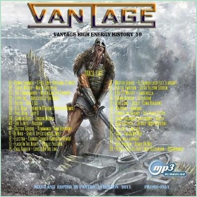 Vantage Mix - High Energy History Mix 19