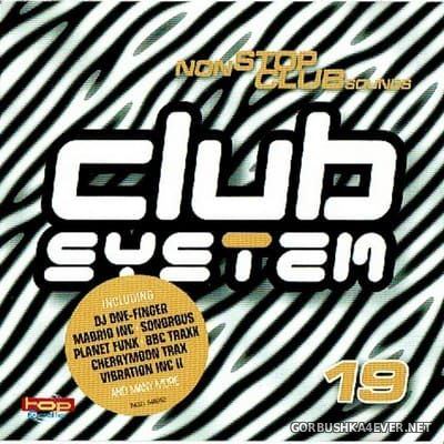 [EVA] Club System 19 [2001] Mixed by Sven Lanvin
