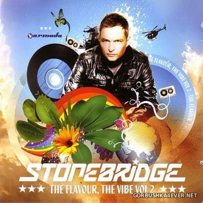 [Armada] The Flavour, The Vibe vol 2 [2008] / 2xCD / Mixed By Stonebridge