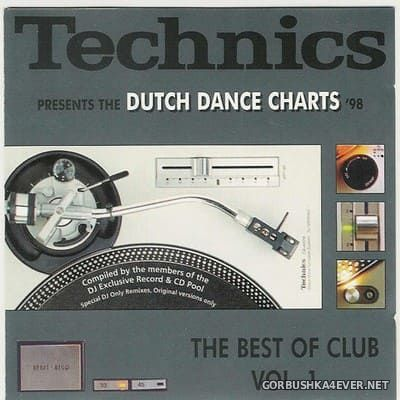 [Indian Records] Technics presents The Dutch Dance Charts '98 [1998]