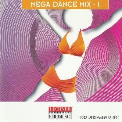 [Lechner Euromusic] Mega Dance Mix - 1 [1994]