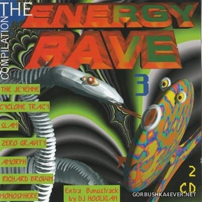 Energy Rave vol 3 [1995] / 2xCD