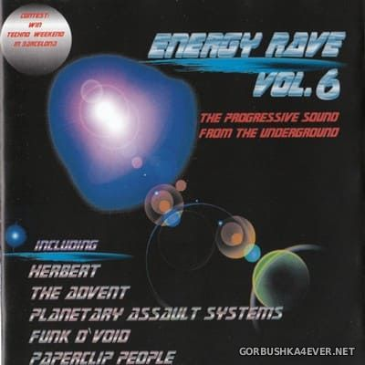 Energy Rave vol 6 [1996] / 2xCD