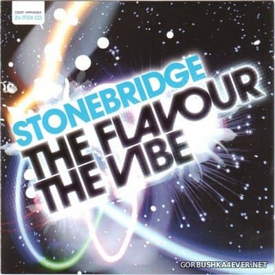 [Armada] The Flavour, The Vibe vol 1 [2006] / 2xCD / Mixed By Stonebridge