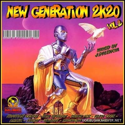 New Generation Mix 2k20 vol 2 [2020] by Jose Palencia