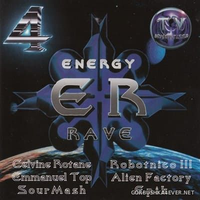 Energy Rave vol 4 [1995] / 2xCD