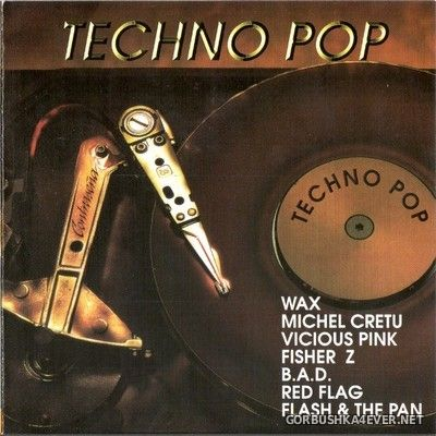 [Contraseña Records] Techno Pop vol 1 [1996] / 2xCD