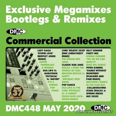 DMC Commercial Collection 448 [2020] May / 2xCD