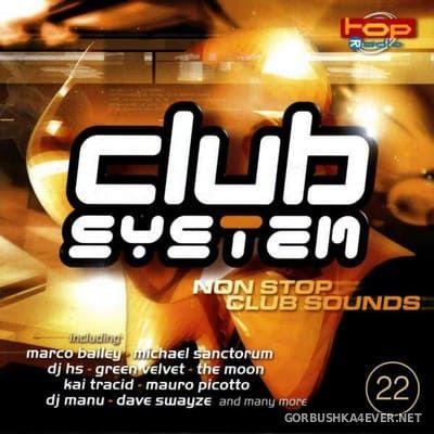 [EVA] Club System 22 [2001] Mixed by Sven Lanvin