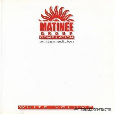 [Emotion Recordings] Matinée Group Compilation - Winter Edition White Volume [2000] / 2xCD