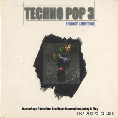 [Contraseña Records] Techno Pop vol 3 [2000] / 2xCD