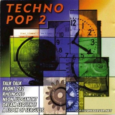 [Contraseña Records] Techno Pop vol 2 [1998] / 2xCD