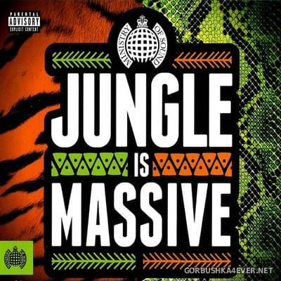 [Ministry Of Sound] Jungle is Massive [2017] / 3xCD