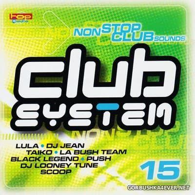 [EVA] Club System 15 [2000] Mixed by Sven Lanvin