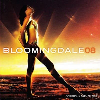 [Universal Music] Bloomingdale 08 [2008] / 2xCD / Mixed by Ricky Rivaro