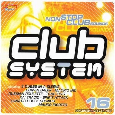 [EVA] Club System 16 [2000] Mixed by Sven Lanvin