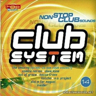 [EVA] Club System 14 [2000] Mixed by Sven Lanvin