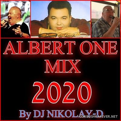 Albert One - Dedicated To The Memory Mix [2020] by DJ Nikolay-D