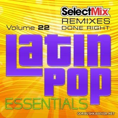 [Select Mix] Latin Pop Essentials vol 22 [2020]