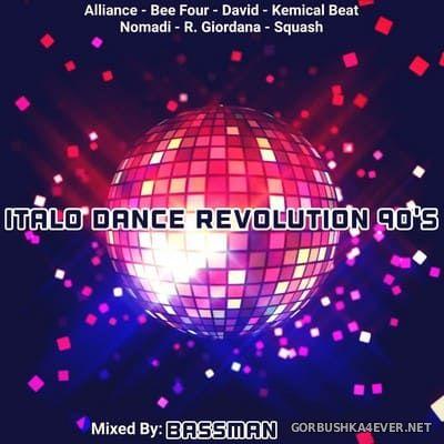 Italo Dance Revolution 90's [2020] Mixed by BassMan